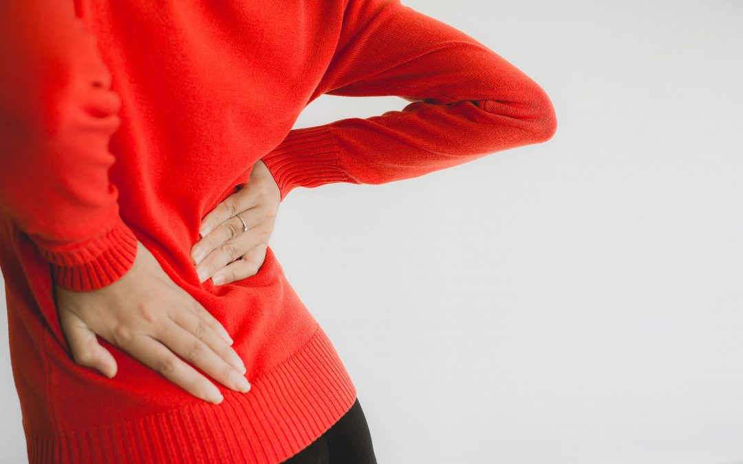Is poor posture contributing to your back pain?
